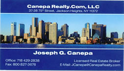 Canepa Real Estate Queens New York