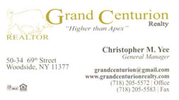 Centurion Real Estate Queens New York
