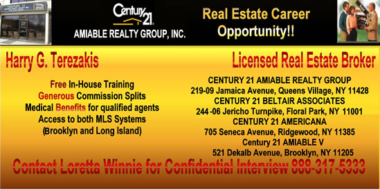 Century 21 Queens New York Real Estate