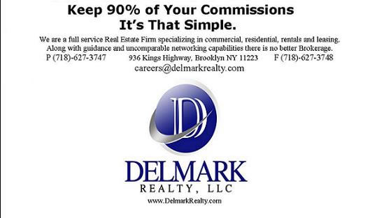 Delmark Real Estate Jobs Brooklyn New York