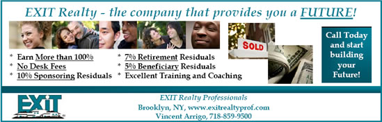 Brooklyn Exit Realty Jobs