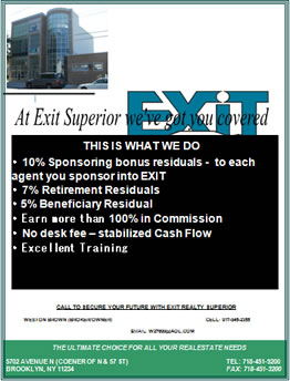 Brooklyn Real Estate Exit Realty