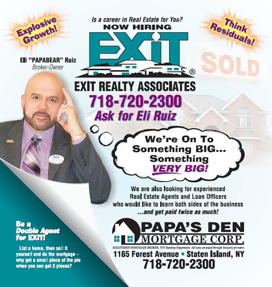Exit Realty Jobs Staten Island