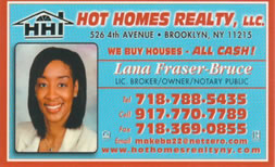 Hot Homes Realty Brooklyn