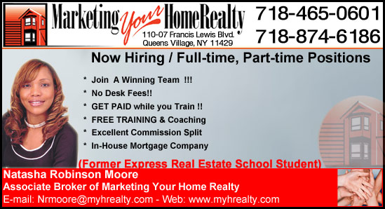 Marketing Your Home Realty Queens New York