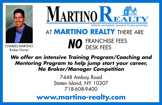 Real Estate Classes On Staten Island
