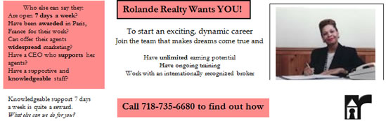 Rolande Realty New York